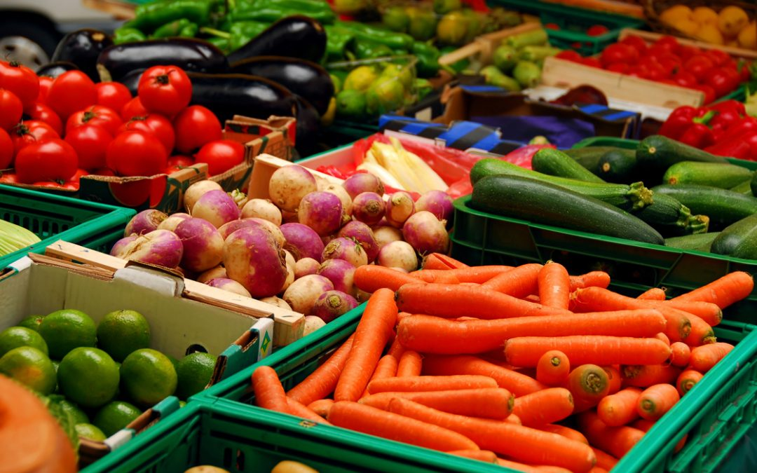 Nutrition for Fertility: Add Lots of Vegetables