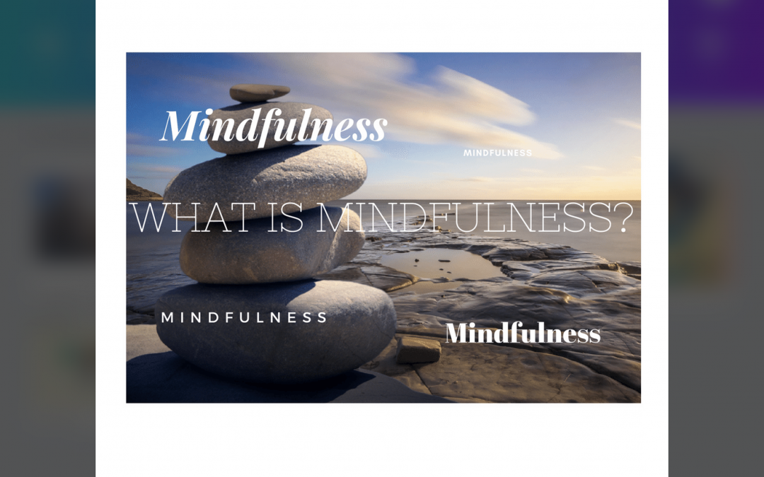 What is Mindfulness? Explained by Kendra Doukas