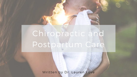 Chiropractic and Postpartum Care