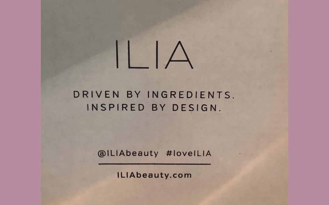 Ilia Beauty: Our go to makeup brand